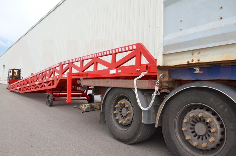 Rampe de quai mobile AUSBAU-SPCL8-2SLext-SRS